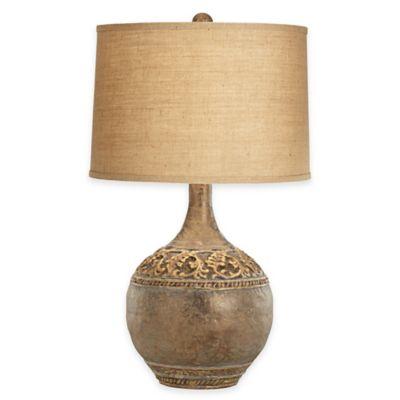 Pacific Coast Lighting Kathy Ireland Mali Empire Table Lamp