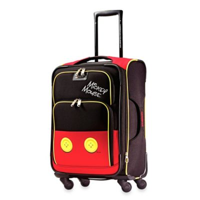 Disney® Mickey Mouse Pants 21-Inch 4-Wheel Spinner Carry On from American Tourister®