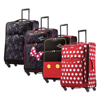 Disney® Mickey Mouse Pants 28-Inch Softside 4-Wheel Spinner from American Tourister®