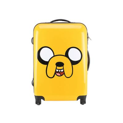Jake the Dog 22-Inch Hardcase Spinner Luggage in Yellow