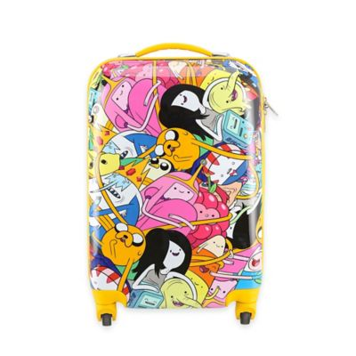 Adventure Time Crew 26-Inch Hardcase Spinner Luggage