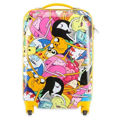 Adventure Time Crew 30-Inch Hardcase Spinner Luggage