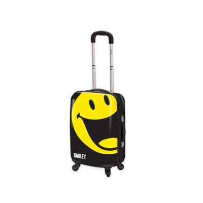 Happy World 22-Inch Hardcase Luggage