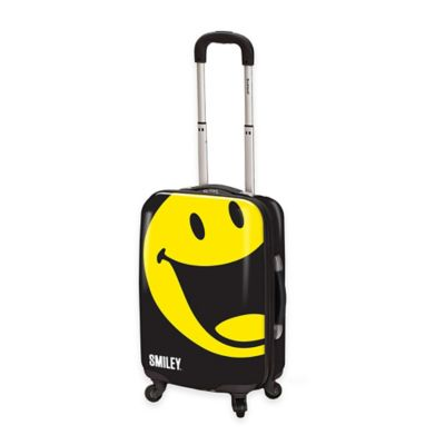Happy World 26-Inch Hardcase Luggage