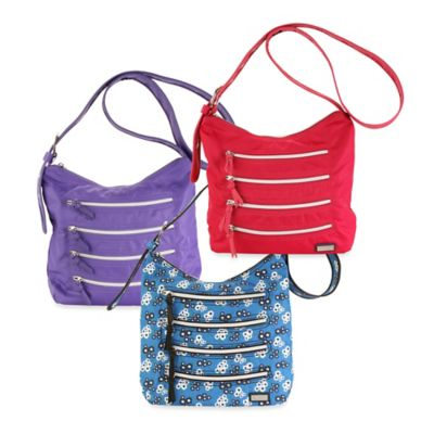 Hadaki® Nylon Millipede Tote in Fantasia Floral