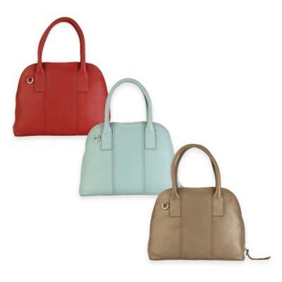 Hadaki® Hannah's Bowling Bag Purse in Aquifer