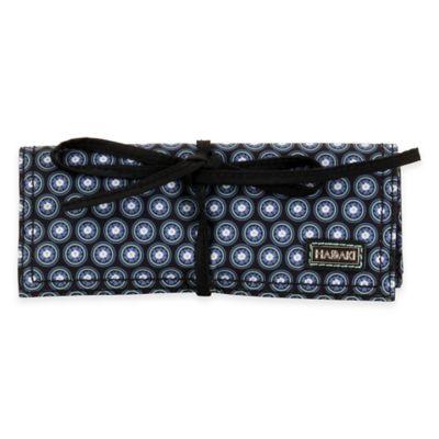 Hadaki® Nylon Jewelry Roll in Fantasia Geo