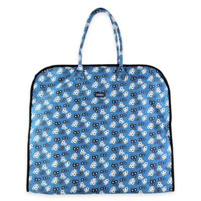 Blue Luggage Garment Bags