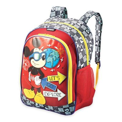Disney® Mickey Mouse Softside Backpack from American Tourister®