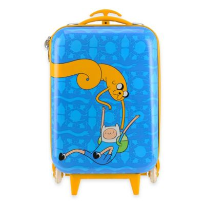 Adventure Time Finn & Jake Carry-On Roller Luggage