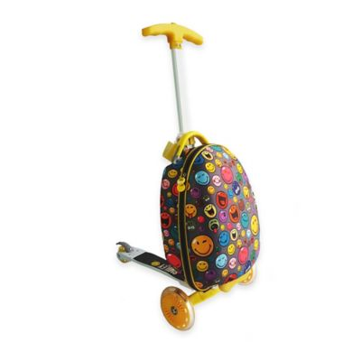 Scootie-Kids Carry-On with Attached Scooter