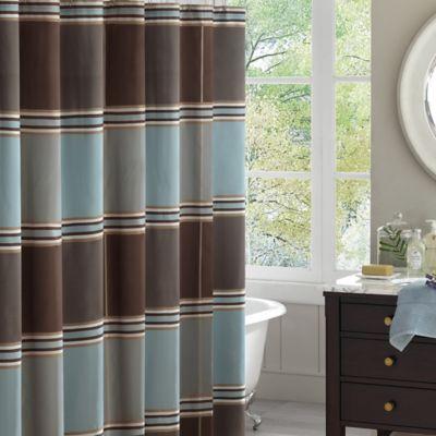Jacquard Shower Curtain