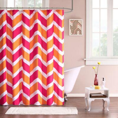 Pink Shower Curtains Accessories