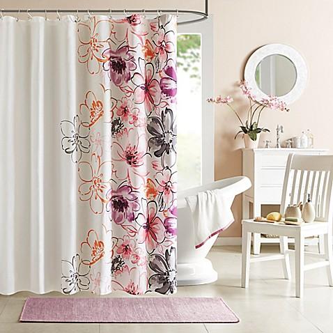 Intelligent Design Olivia Shower Curtain Www