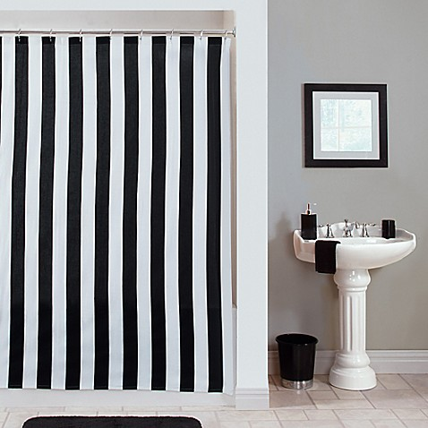 Gramercy Stripe Shower Curtain Bed Bath Beyond