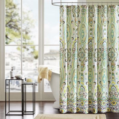 Intelligent Design Shower Curtains