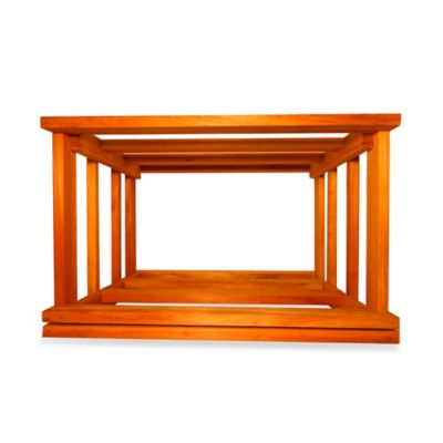 Wood Kitchen Racks