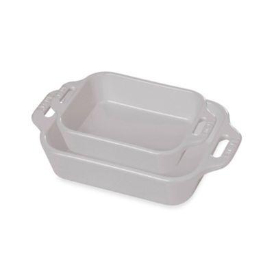 Ceramic White Dishes