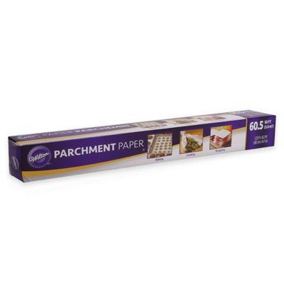 Wilton® 60-1/2' Parchment Paper Roll