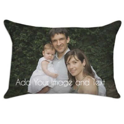 14-Inch x 20-Inch Waterproof Polyester Outdoor Pillow