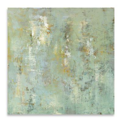 Spring Horizon Giclée Embellished Canvas Art Print