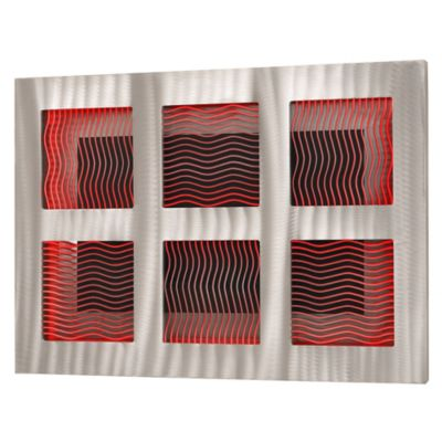NOVA Lighting Scintillate Wall Art