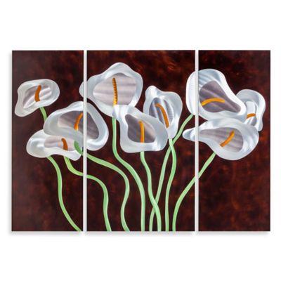 Calla Lillies 3-Piece Wall Art