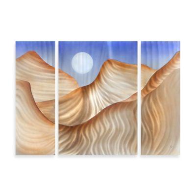 Nova Lighting Atacama 3-Piece Wall Art