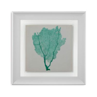 Sea Fan I Framed Wall Art