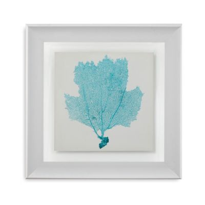 Sea Fan III Framed Wall Art