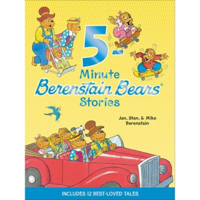 5 Minute Berenstain Bears® Stories by Mike, Stan & Jan Berenstain