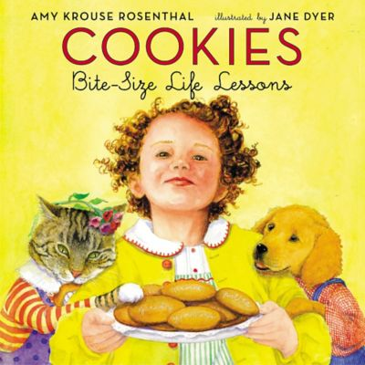 Cookies: Bite Size Life Lessons by Amy Krouse Rosenthal