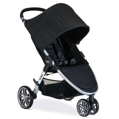 BRITAX B-Agile 3 2016 Stroller in Black