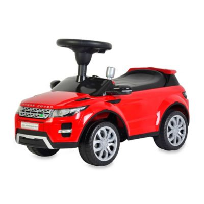 Range Rover Ride-On in Red