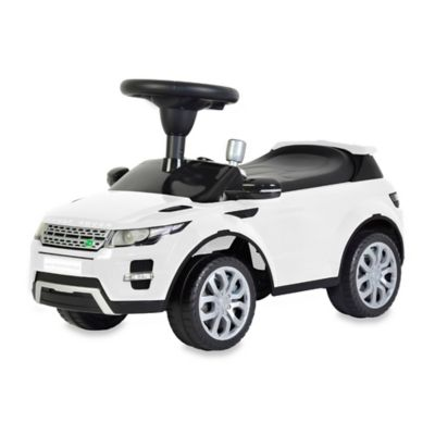 Range Rover Ride-On in White
