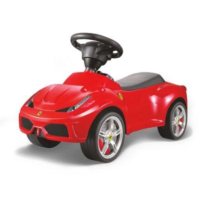 Ferrari F12 Push Car Ride-On in Red
