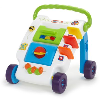 Baby Activity Walker With Toys