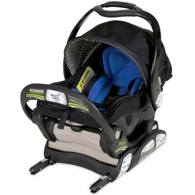 Muv Kussen Infant Car Seat in Sky