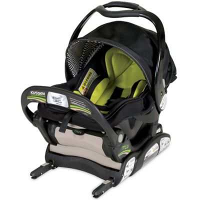 Muv Kussen Infant Car Seat in Kiwi