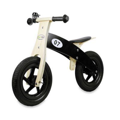 Black Balance Bike