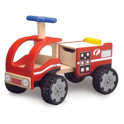 Wonderland Ride-On Fire Engine
