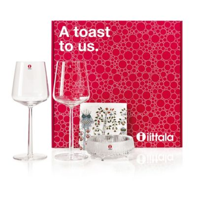 Iittala® 4-Piece Wine Gift Set