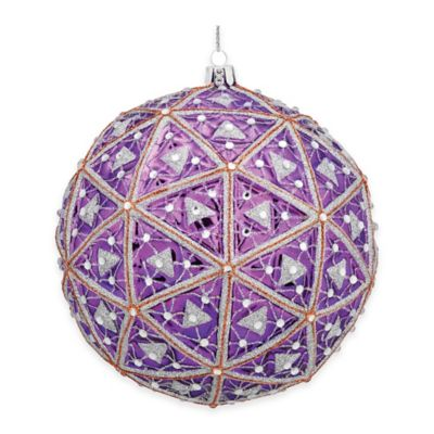 Waterford® 2016 Times Square Holiday Heirlooms Masterpiece Ball Ornament