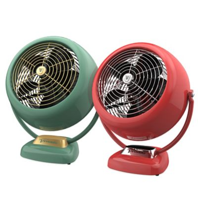 Vornado® Large Vintage Air Circulator Fan in Red