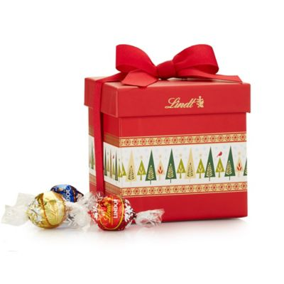 Lindt Lindor Holiday Classic Gift Box