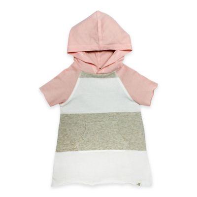 Burt's Bees Baby® Newborn Organic Cotton Hooded Stripe Tunic