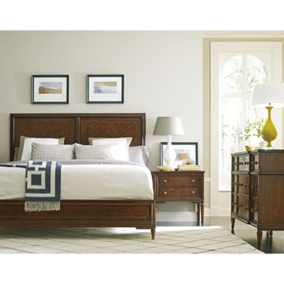 Stanley Furniture Wood King Bed