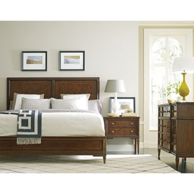 Wood California King Bed