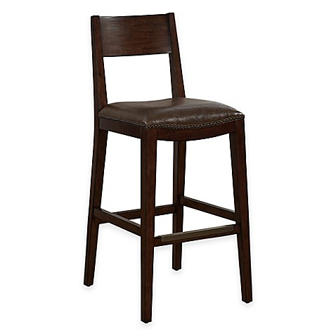 Buy American Heritage Ralston Counter Stool in Light Brown ...