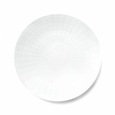 B by Brandie™ Zelda Dinner Plate in White